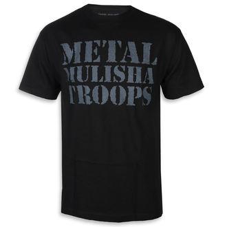 Muška ulična majica - OG TROOPS BLK - METAL MULISHA, METAL MULISHA