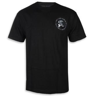 Muška ulična majica - CHAIN GANG BLK - METAL MULISHA, METAL MULISHA