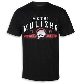 Muška ulična majica - JUNKYARD BLK - METAL MULISHA, METAL MULISHA