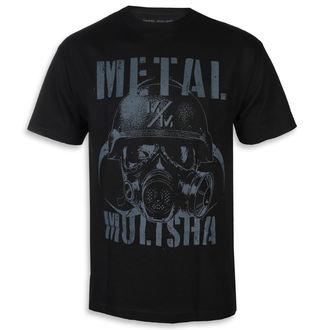 Muška ulična majica - HAZARD BLK - METAL MULISHA, METAL MULISHA