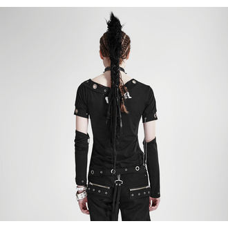Ženska gotik i punk majica - Dead Man - PUNK RAVE, PUNK RAVE