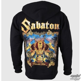 hoodie muški Sabaton - Carolus - Rex - NUCLEAR BLAST, NUCLEAR BLAST, Sabaton