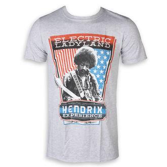 Muška metal majica Jimi Hendrix - Electric - ROCK OFF, ROCK OFF, Jimi Hendrix