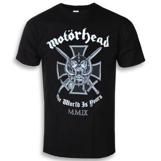 Majica muška Motörhead 'Željezo Cross' - TSB - 5329, ROCK OFF, Motörhead