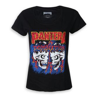Ženska metal majica Pantera - Domination - ROCK OFF, ROCK OFF, Pantera