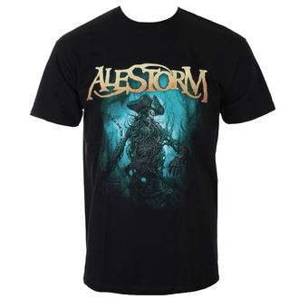 Muška metal majica Alestorm - No Grave But The Sea - NAPALM RECORDS, NAPALM RECORDS, Alestorm
