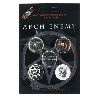 Bedževi Arch Enemy - RAZAMATAZ, RAZAMATAZ, Arch Enemy