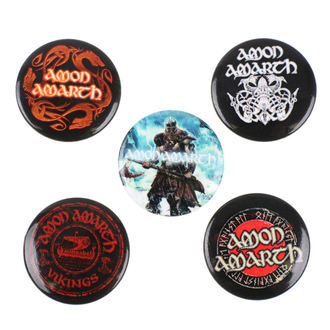 Bedževi Amon Amarth - RAZAMATAZ, RAZAMATAZ, Amon Amarth