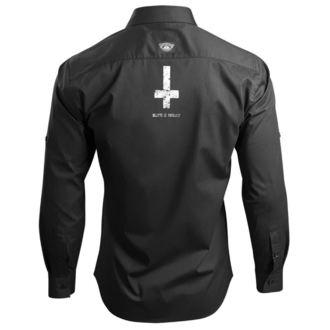 Muška košulja s dugim rukavima AMENOMEN - BELIEVE IN YOURSELF, AMENOMEN