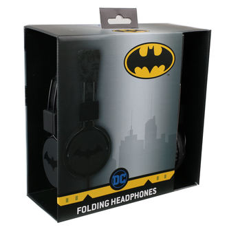 Slušalice Batman - Black Logo, NNM