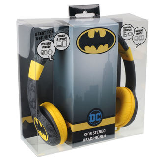 Dječje slušalice Batman - Bat Signal, NNM