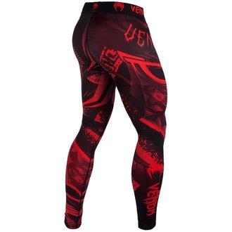 Muške tajice za vježbanje VENUM - Gladiator Red Devil - Black / Crveno, VENUM
