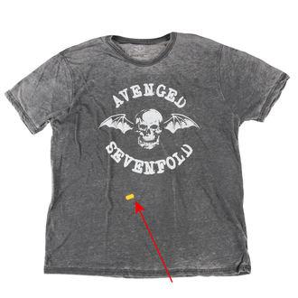 Majica metal muška Avenged Sevenfold - Deathbat - ROCK OFF, ROCK OFF, Avenged Sevenfold