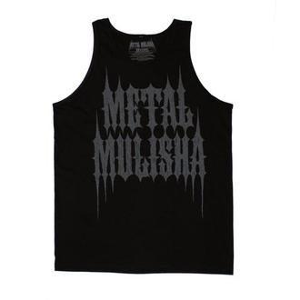 Muški top METAL MULISHA - STAMP BLK, METAL MULISHA