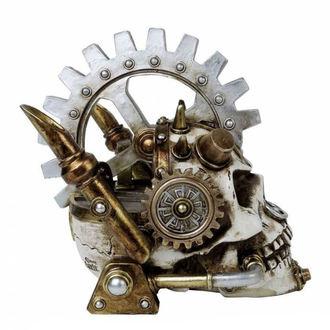 Ukras ALCHEMY GOTHIC - Steamhead Skull, ALCHEMY GOTHIC