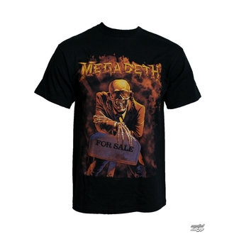 Majica muška Megadeth - Mir sells - LIVE NATION, LIVE NATION, Megadeth