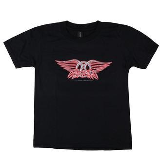 Muška metal majica muška Aerosmith - Logo - LOW FREQUENCY, LOW FREQUENCY, Aerosmith