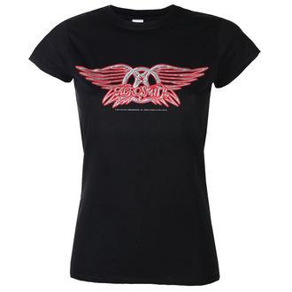 Ženska metal majica Aerosmith - Logo - LOW FREQUENCY, LOW FREQUENCY, Aerosmith