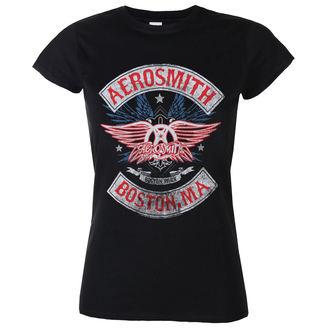 Ženska metal majica Aerosmith - Boston Pride - LOW FREQUENCY, LOW FREQUENCY, Aerosmith