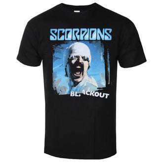 Muška metal majica Scorpions - Blackout - LOW FREQUENCY, LOW FREQUENCY, Scorpions