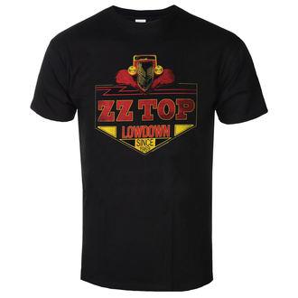 Muška metal majica ZZ-Top - Lowdown - LOW FREQUENCY, LOW FREQUENCY, ZZ-Top