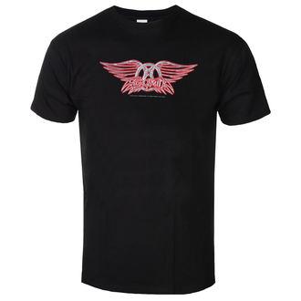 Muška metal majica Aerosmith - Logo - LOW FREQUENCY, LOW FREQUENCY, Aerosmith
