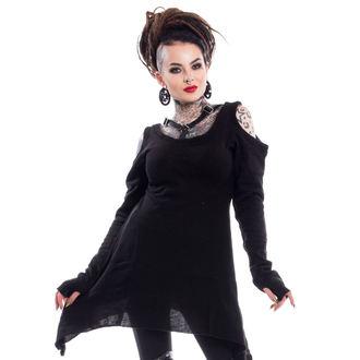 Ženski džemper Poizen Industries - TABITHA - CRNI, POIZEN INDUSTRIES