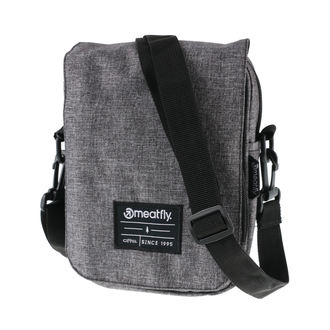 Torba MEATFLY - Handy 2 - B Heather siva, MEATFLY