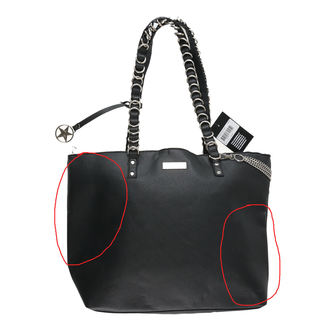 Torba (ručna torba) DISTURBIA - VOID - DCSS17-139 - OŠTEĆENO, DISTURBIA