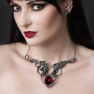 Privjesak Ogrlica ALCHEMY GOTHIC - The Maidens Conquest, ALCHEMY GOTHIC