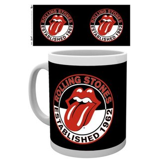 Šalica ROLLING STONES - GB posters, GB posters, Rolling Stones