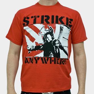 Majica muška Štrajk Negdje (Thomas), KINGS ROAD, Strike Anywhere