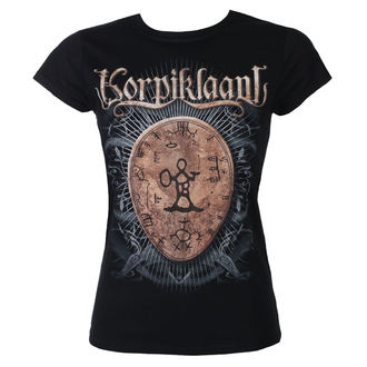 Ženska metal majica Korpiklaani - SHAMAN DRUM - RAZAMATAZ, RAZAMATAZ, Korpiklaani