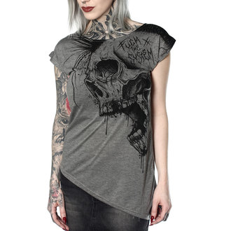 Ženska hardcore majica - PUNK SHIT - HYRAW, HYRAW