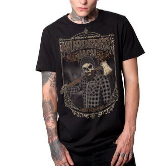 Majica hardcore muška - DEATH TO HIPSTER - HYRAW, HYRAW