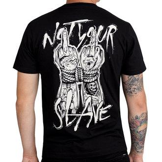Muška hardcore majica - NOT YOUR SLAVE - HYRAW, HYRAW