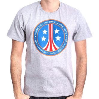 Filmska majica muška Alien - Vetřelec - US MARINE COLONIAL CORPS - LEGEND, LEGEND, Alien - Vetřelec
