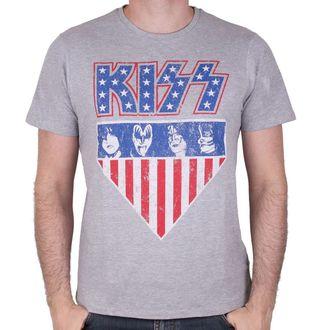 Majica metal muška Kiss - AMERICAN STYLE - LEGEND, LEGEND, Kiss