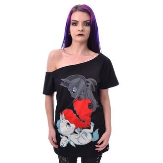 Ženska majica - UNICORN HEART FIGHT - CUPCAKE CULT - POI911