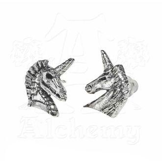 Naušnice ALCHEMY GOTHIC - Unicorn Ear Studs, ALCHEMY GOTHIC
