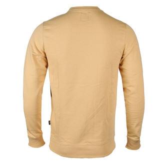 Muška majica VANS - CLASSIC CREW - NEW PŠENICA, VANS