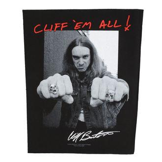 Velika Zakrpa Metallica - Cliff Em Aill - RAZAMATAZ, RAZAMATAZ, Metallica
