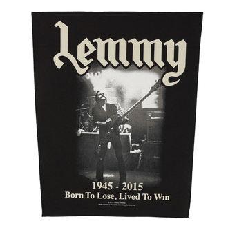 Velika zakra Motörhead - Lemmy - Lived to win - RAZAMATAZ, RAZAMATAZ, Motörhead