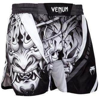 Bokserski šorc (borbeni šorc) VENUM - Devil - Bijeli / Crni, VENUM