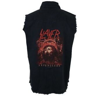 Košulja bez rukava muška (prsluk) SLAYER - REPENT LESS - RAZAMATAZ, RAZAMATAZ, Slayer