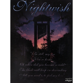 zastava Nightwish HFL 0972, HEART ROCK, Nightwish