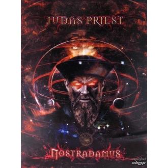 zastava Judas Priest - Nostradamus, HEART ROCK, Judas Priest