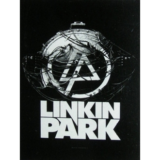 zastava Linkin Park - Atomic Age, HEART ROCK, Linkin Park