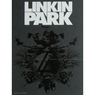 zastava Linkin Park - Plan B, HEART ROCK, Linkin Park
