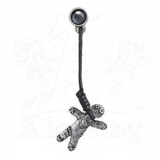 Naušnica ALCHEMY GOTHIC - Voodoo Doll, ALCHEMY GOTHIC